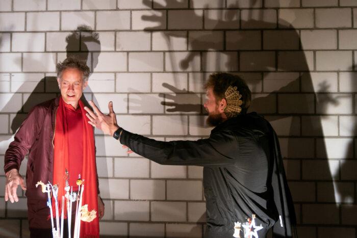 Gedächtnispalast: Hannes mit seinem Schattenwesen